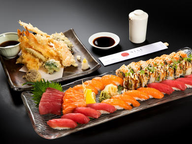 Sushi delivery in Doha