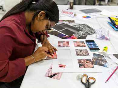 VCUarts Qatar has a new summer programme for high school students