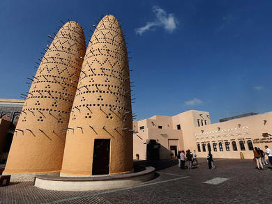 Things to do in Katara Cultural Village