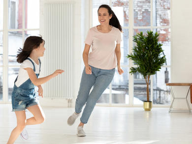 Five awesome family games to play indoors