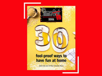 Time Out Doha's latest issue now available for free download