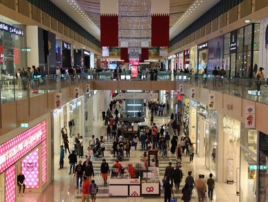 Doha's malls and shopping complexes will reopen in four stages
