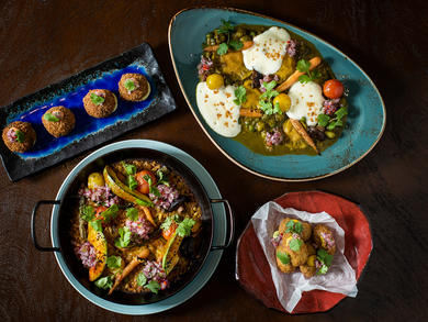 You can now order brunch at home from Doha's La Mar restaurant