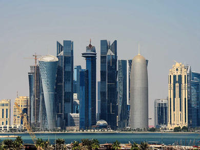 Qatar government reminds people to register their address before July 26