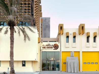 Step into Picasso's studio at Doha's Fire Station Garage Gallery