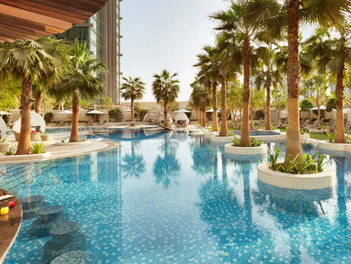 New pool day deal launched at JW Marriott Marquis City Centre Doha