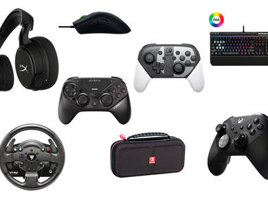 8 essential gaming accessories for every gamer