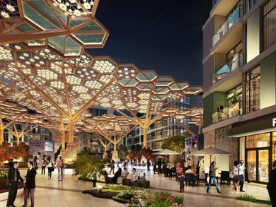 Work has started on Qatar's Gewan Island