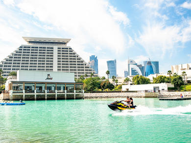 Staycation deal at Doha Sheraton Grand