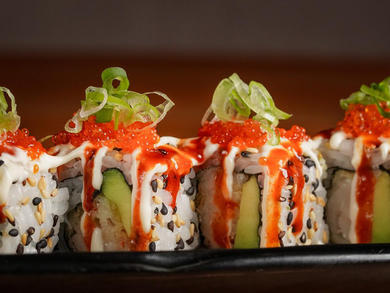 Ten sushi dishes to try in Doha