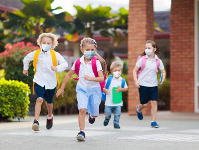 Kids in Qatar to attend school on rotational basis from November 1