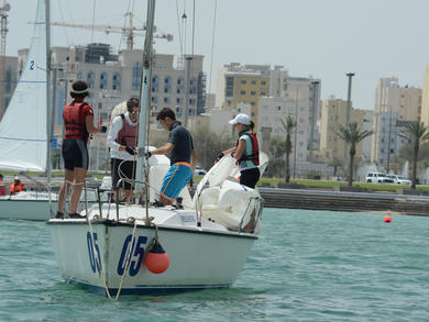 Why you should learn to sail with QATAR SAILS this season