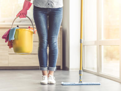 Cleaning services to resume in homes