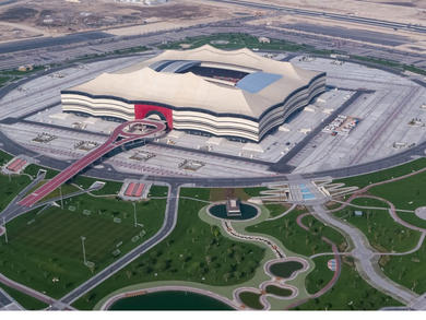 FIFA releases World Cup Qatar 2022 sustainable stadiums report