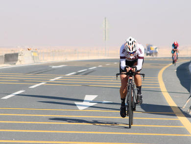 Ashghal calls for cyclists to share their ride on the Olympic Cycling Track