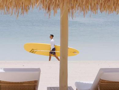 Doha's Banana Island Resort launches pool day deal