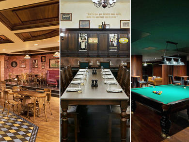 Doha's best pubs: Where to grab a casual pint in Qatar