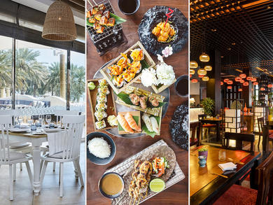 Business lunches in Doha to try