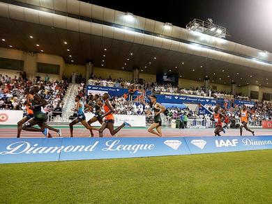 Wanda Doha Diamond League to take place this weekend