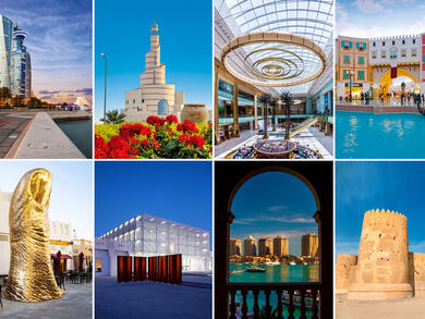 The 30 best things to do in Doha right now
