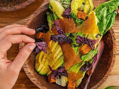 Doha's top vegetarian and vegan restaurants: Where to grab plant-based food in Qatar