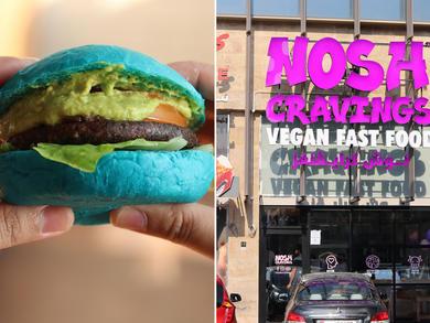 Doha's first vegan fast food restaurant opens