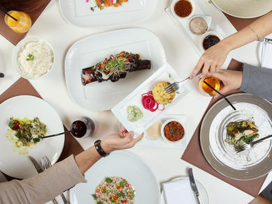 Doha's CUT by Wolfgang Puck reopens