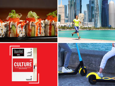 Top things to do in Doha this week