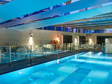 Ladies' pool day offer to launch at Holiday Inn Doha