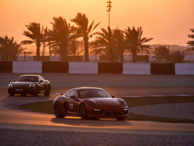 Losail Circuit restarts motorbike and car track days