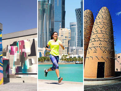 Ten terrific things to do in Doha this weekend