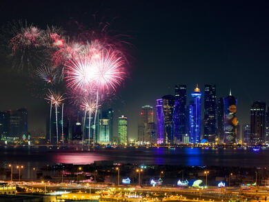 New Year's Eve in Doha 2020: Where to celebrate