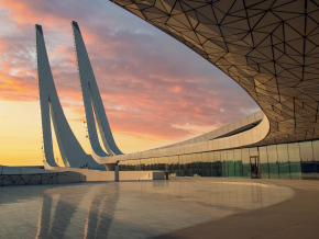 Seven incredible images of Doha's Education City